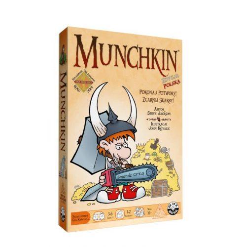 munchkin - recenzja