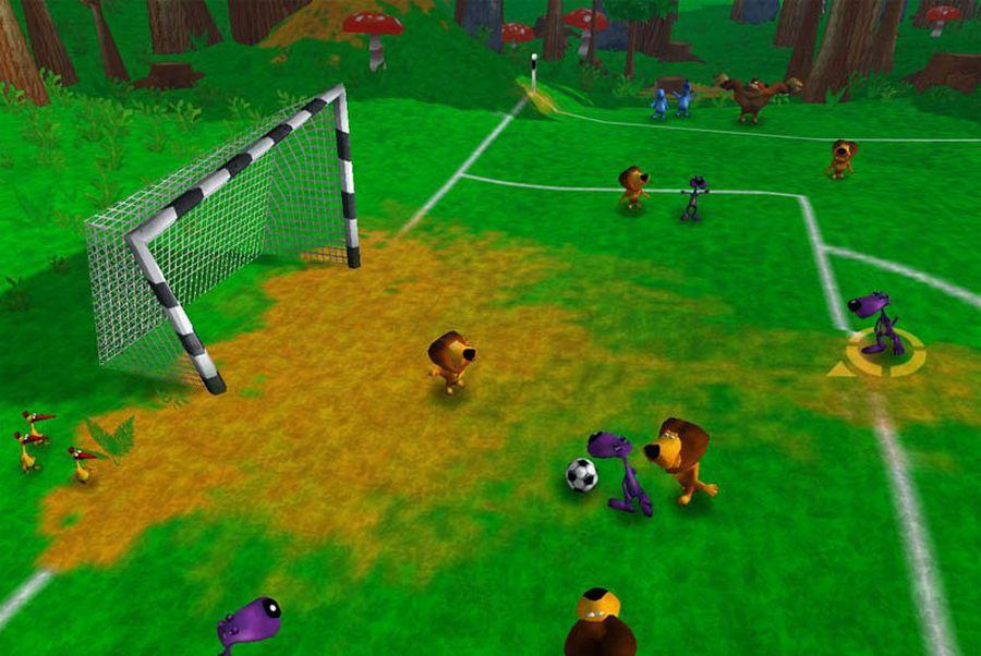 pet soccer - kultowe gry sportowe