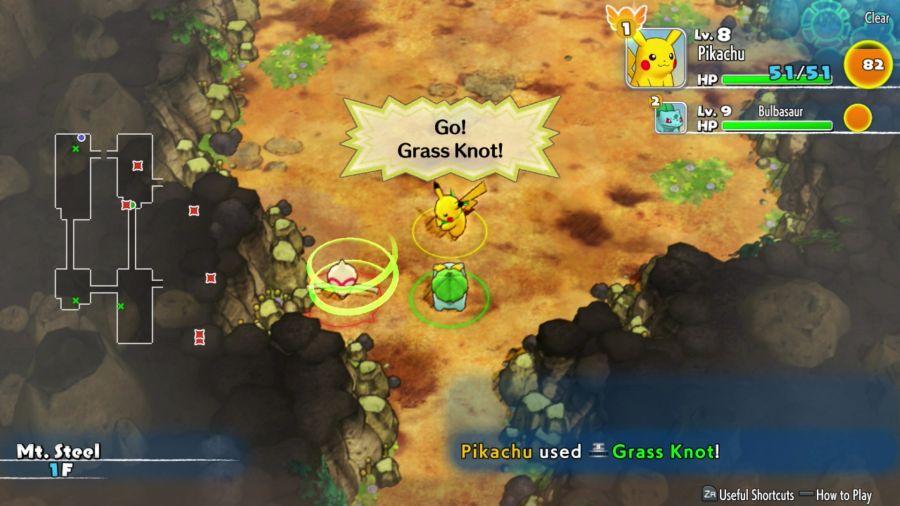 pokemon mystery dungeon rescue team dx zapowiedz