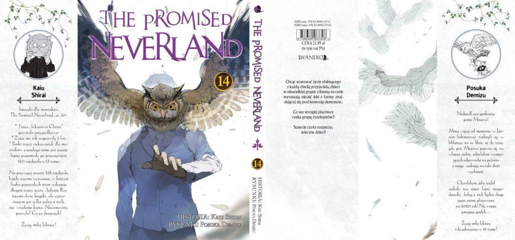 The Promised Neverland 14 [RECENZJA]. Świetne rozwinięcie uniwersum
