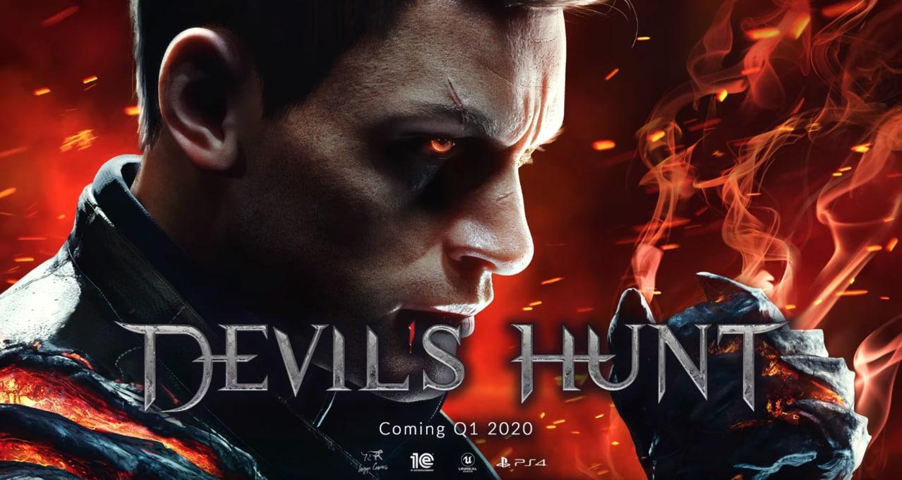 Devils Hunt game