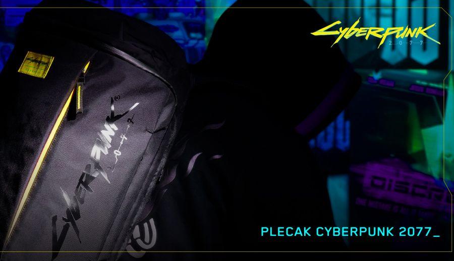 cyberpunk 2077 gadzety
