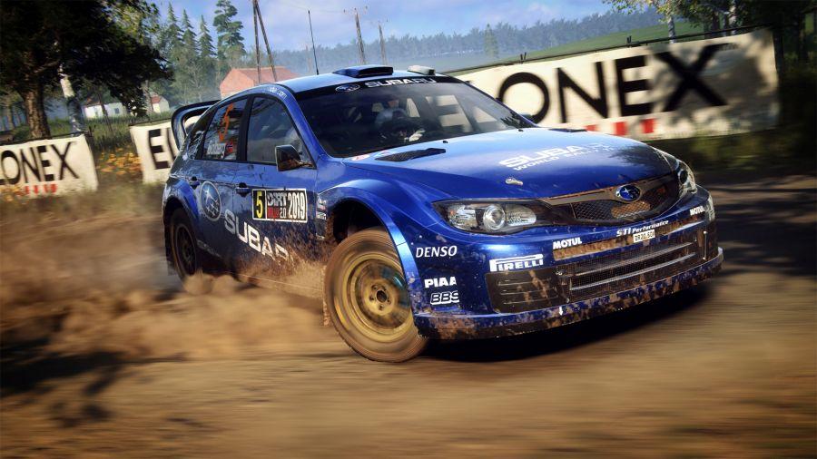 edycja goty dirt rally 2.0