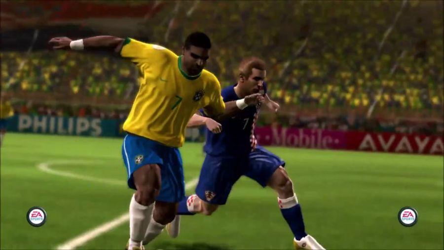 brazylijska reprezentacja hitem fifa world cup 2006