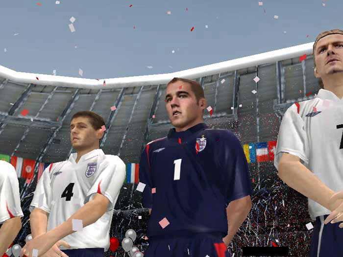 przedmeczowa oprawa w fifa world cup 2006