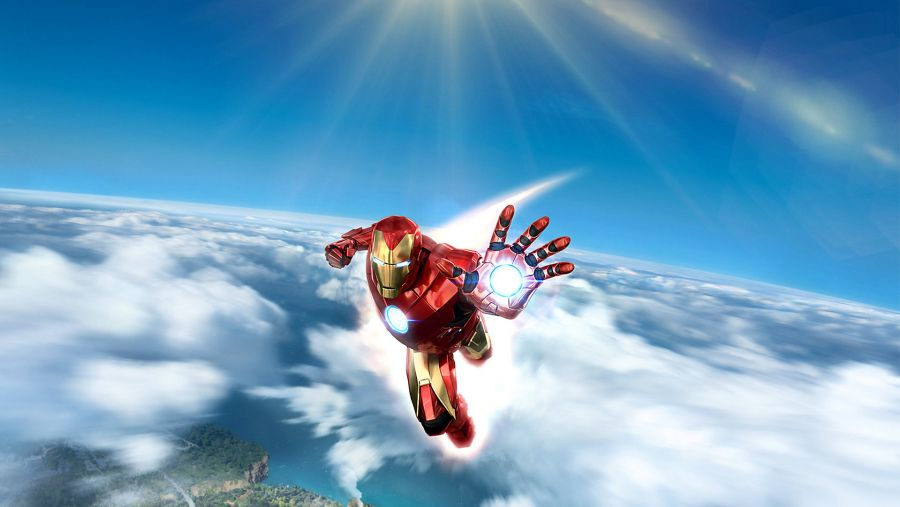 premiera marvel's iron man vr