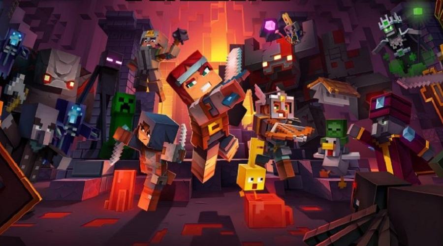 Minecraft Dungeons: premiera przełożona na 26 maja!