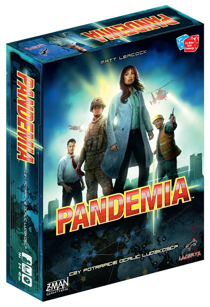 pandemia - gra dla calej rodziny