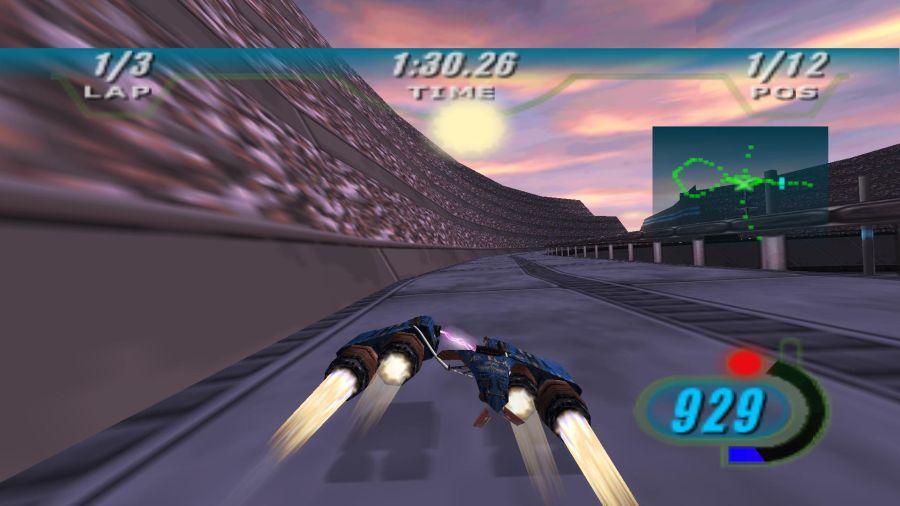 Star Wars Episode I: Racer – Kultowe Gry Sportowe #8