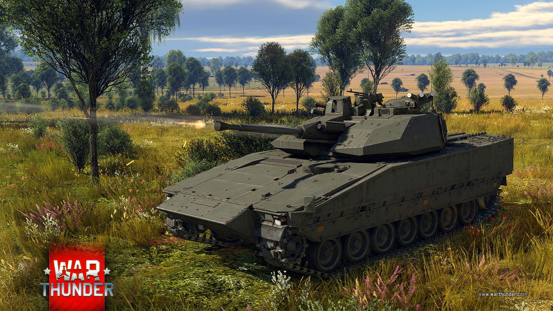 war thunder doczekał się szwedzkich czołgów