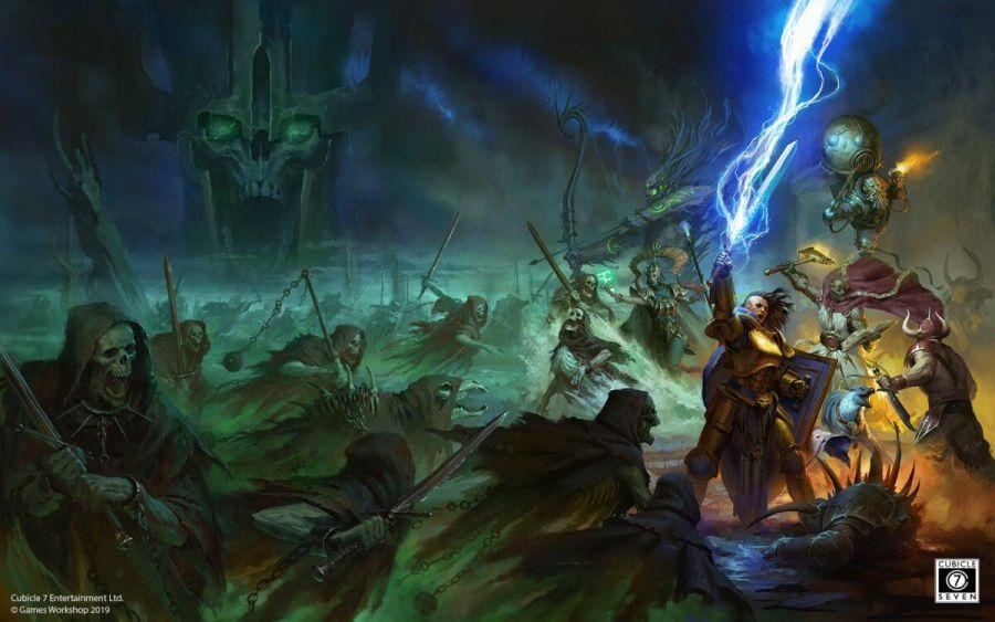 epicka bitwa w warhammer rpg