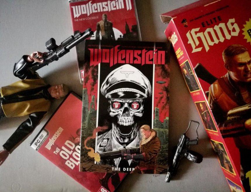 Wolfenstein: komiksowa rozwałka nazistów – KRESKI #3