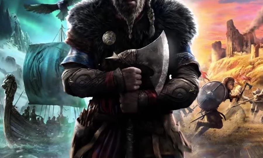 premiera Assassin's Creed Valhalla oficjalnie zapowiedziana!