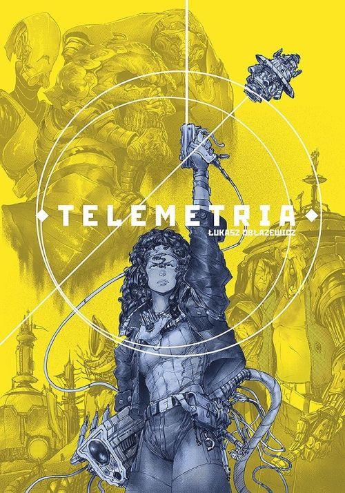 comic relief 7 - telemetria