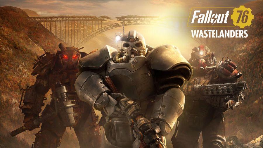 fallout 76 wastelanders premiera