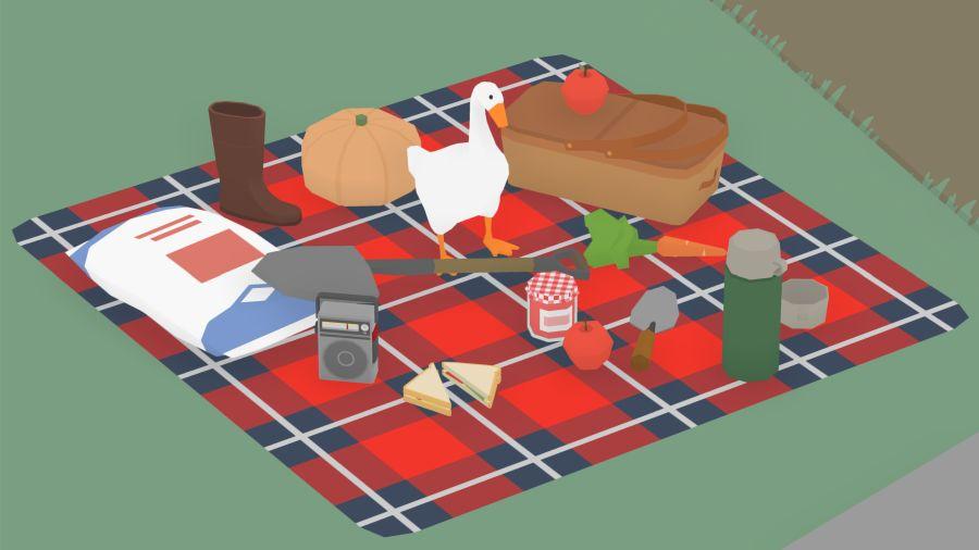 gry dla rodziców i dziadków - untitled goose game