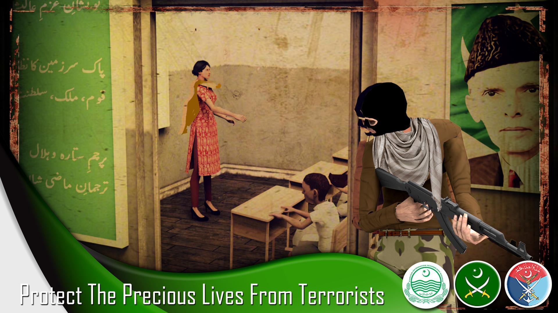 gry, ktore nie powinny powstac - pakistan army retribution