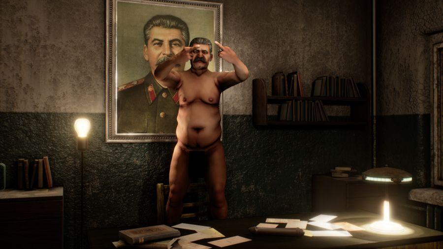 gry, ktore nie powinny powstac - stalin a