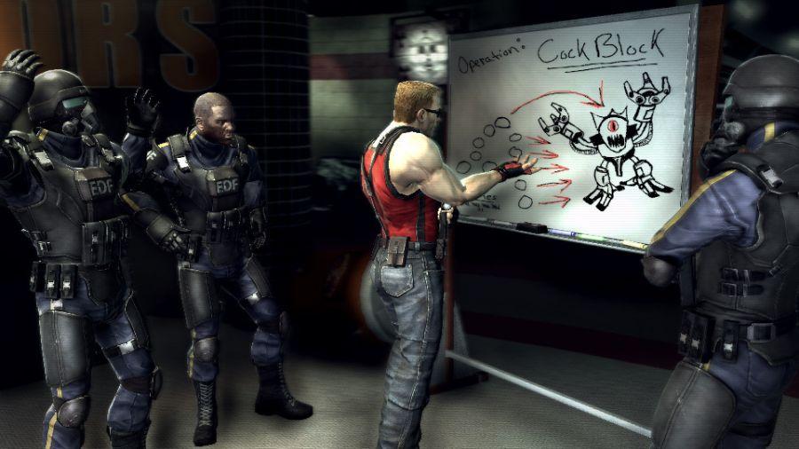 jedną z najdłużej powstających gier był Duke Nukem Forever