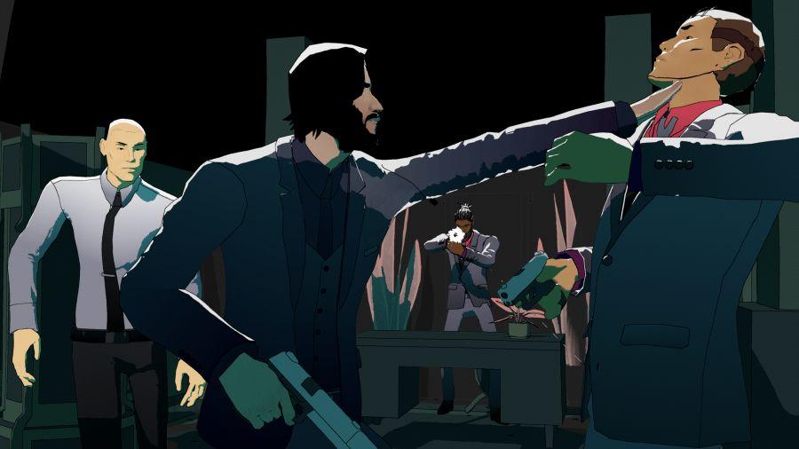 john wick hex to gra na podstawie filmu z keanu reevesem