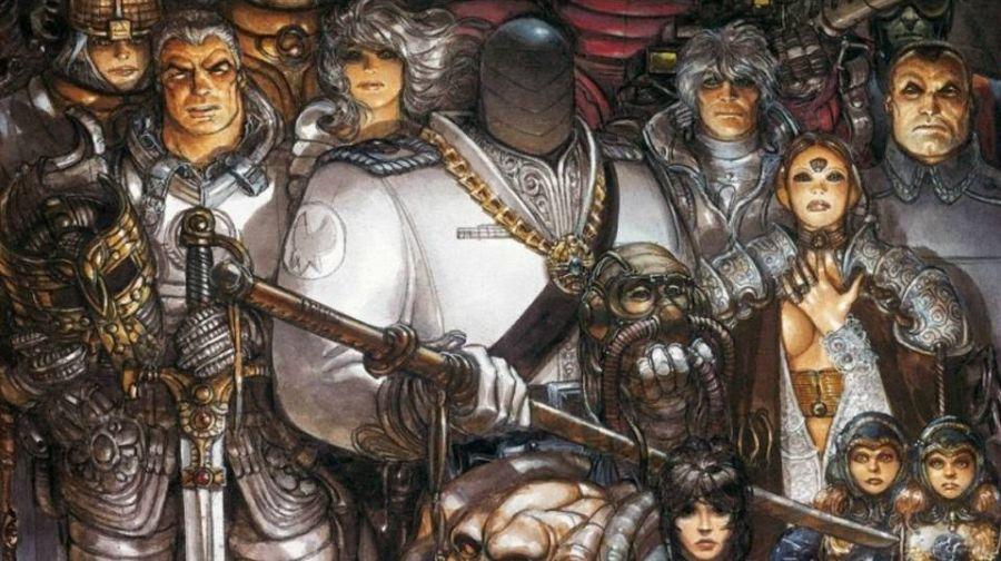 recenzja komiksu kasta metabaronów - okładka