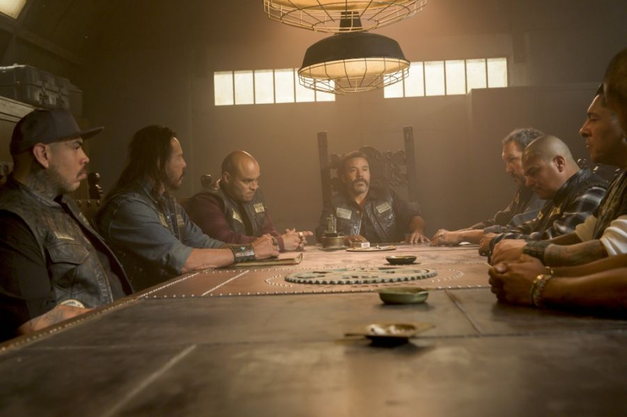 Mayans M.C. Premiera spin-offu Sons of Anarchy w HBO GO!