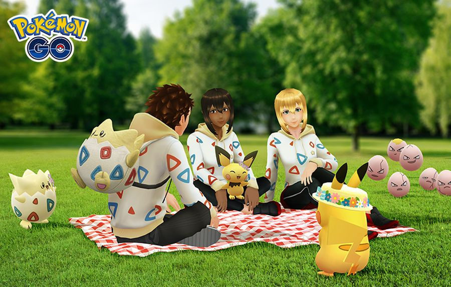 pokemon go spring celebration event 2020