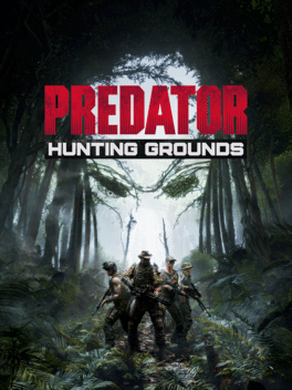 predator: hunting grounds - okładka