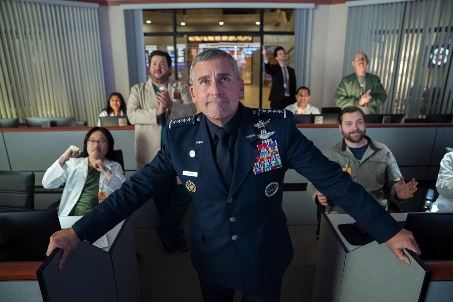 siły kosmiczne - premiera 1. sezonu