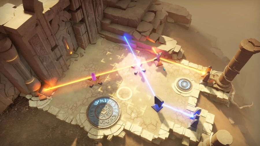 Archaica: The Path of Light [RECENZJA]