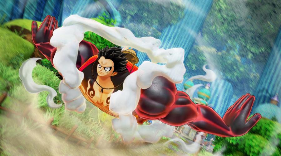 One Piece: Pirate Warriors 4 to gra bardzo chaotyczna