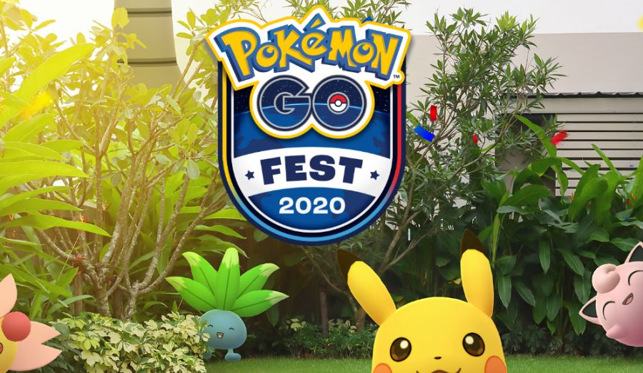 Pokemon GO Fest 2020. W tym roku wirtualnie!