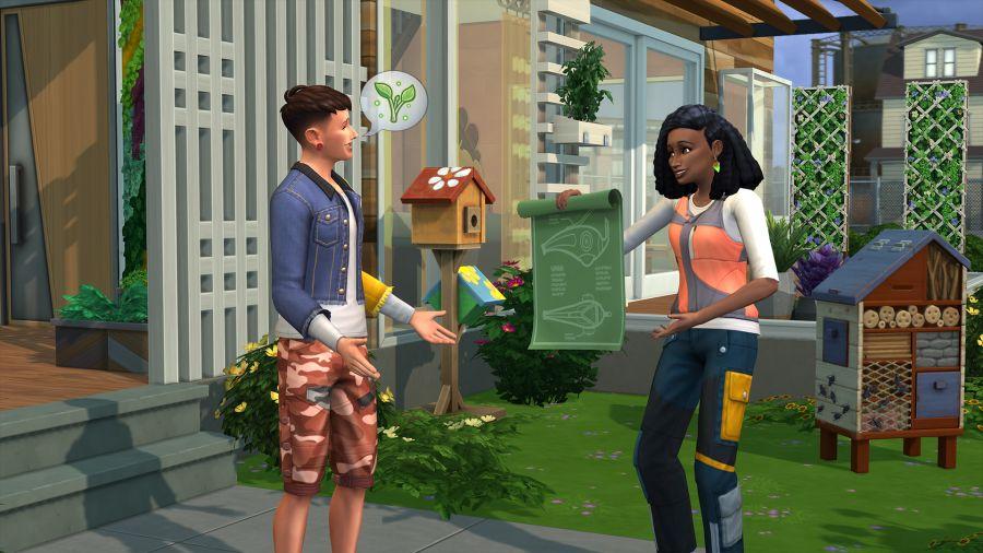 The Sims 4: Życie Eko to mnóstwo nowych opcji na życie ekologiczne