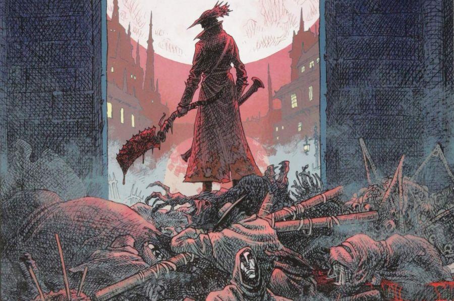 Bloodborne [RECENZJA KOMIKSU]