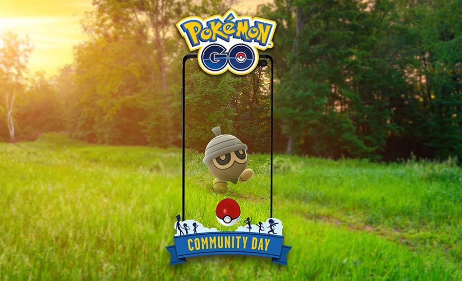 Seedot to stworek, którego złapiemy w trakcie Community Day maj 2020 w Pokemon GO