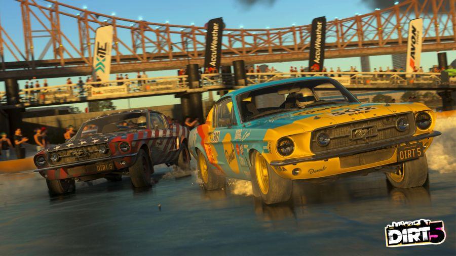 na Xbox Series X DiRT 5 wyglądać ma naprawdę niesamowicie