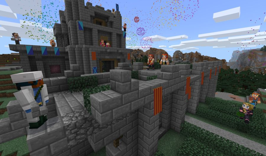 jak budować i projektować domy w minecraft?