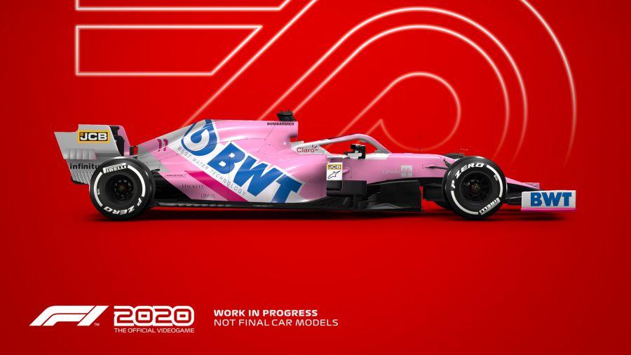 zwiastun F1 2020 stawia na dynamikę