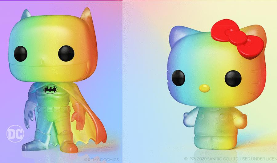 Funko - figurki LGBT we współpracy z It Gets Better