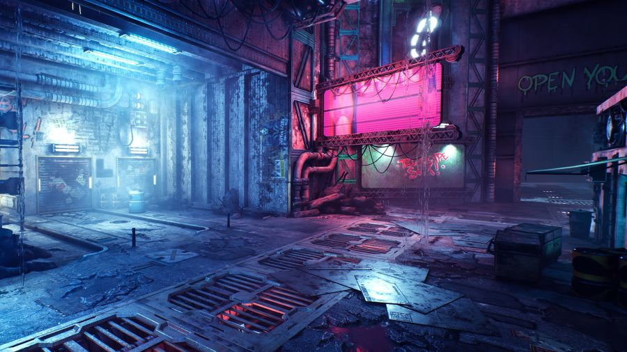 Ghostrunner także w wersji na Nintendo Switch