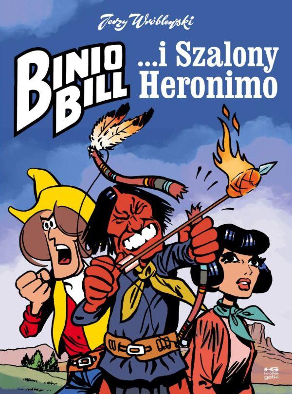 najlepsze komiksy dla dzieci - Benio Bill