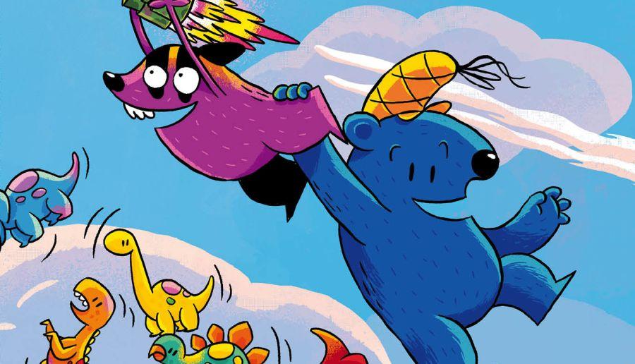 Komiksy dla dzieci. 5 najlepszych prezentów na Dzień Dziecka