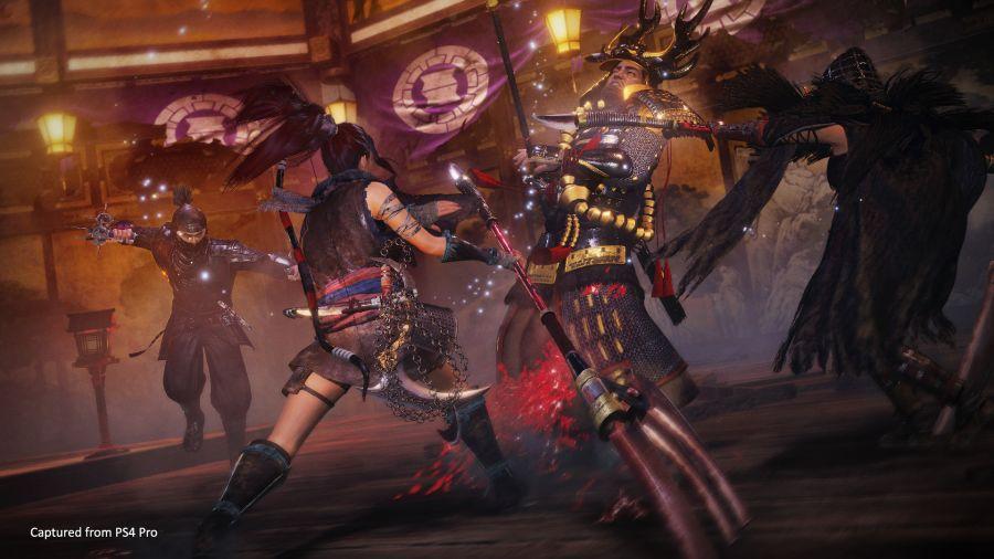 The Tengu's Disciple to pierwsze DLC do Nioh 2