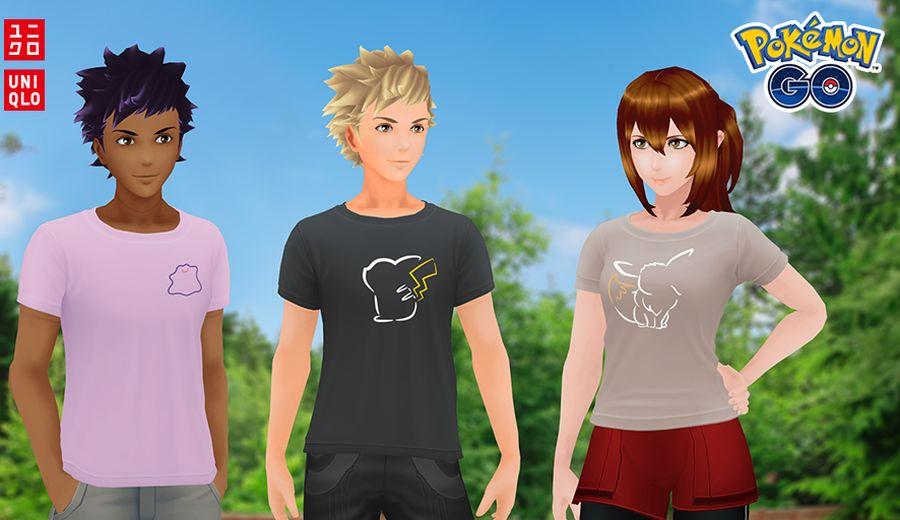 koszulki Pokemon GO marki UNIQLO już dostępne!