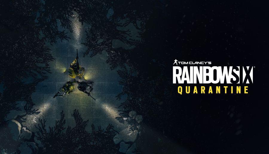 kiedy premiera Rainbow Six Quarantine?