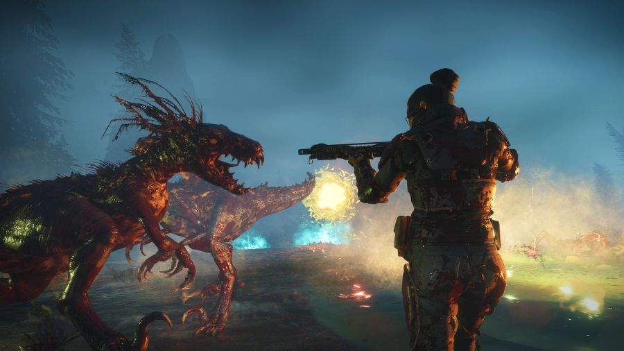 gameplay Second Extinction opiera się na kooperacji