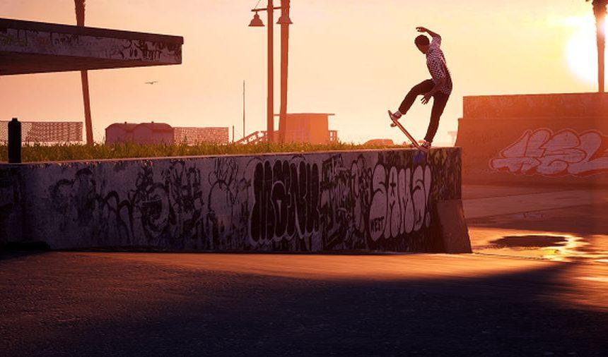remaster tony hawk's pro skater 1 i 2 to stary gameplay w odświeżonej oprawie graficznej