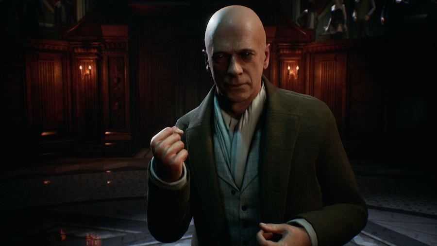 gameplay Vampire: the Masquerade - Bloodlines 2 jest charakterystyczny dla pierwszoosobowych gier cRPG