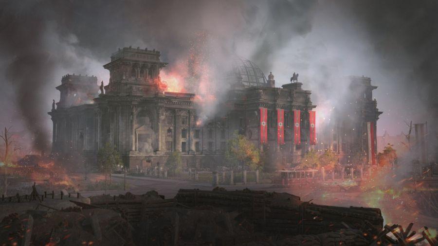 World of Tanks: Droga do Berlina