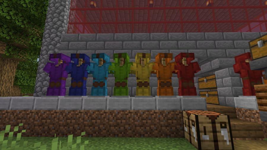 Stojak na zbroje w Minecraft. Jak go przywołać?